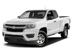 New 2018 Chevrolet Colorado Base Truck Extended Cab Danvers, MA