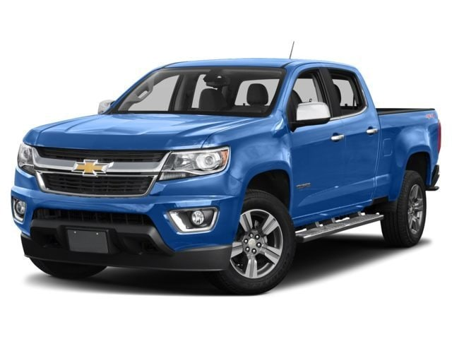 2018 Chevrolet Colorado Truck Crew Cab