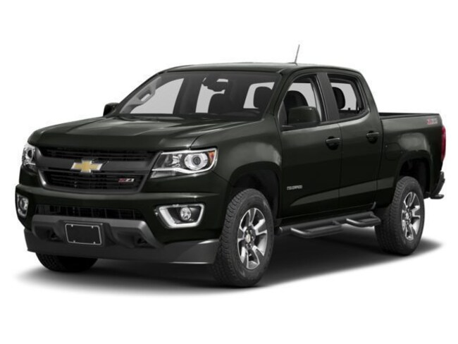New 2018 Chevrolet Colorado Z71 Truck Crew Cab For Sale/Lease Fort Collins, CO