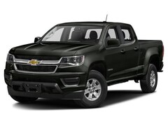 2018 Chevrolet Colorado Work Truck Crew Cab