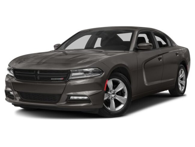New 2018 Dodge Charger SXT Sedan in Baton Rouge