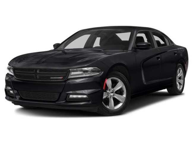 New 2018 Dodge Charger SXT Sedan Albuquerque, NM