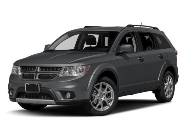 New 2018 Dodge Journey SXT SUV in Yakima, WA