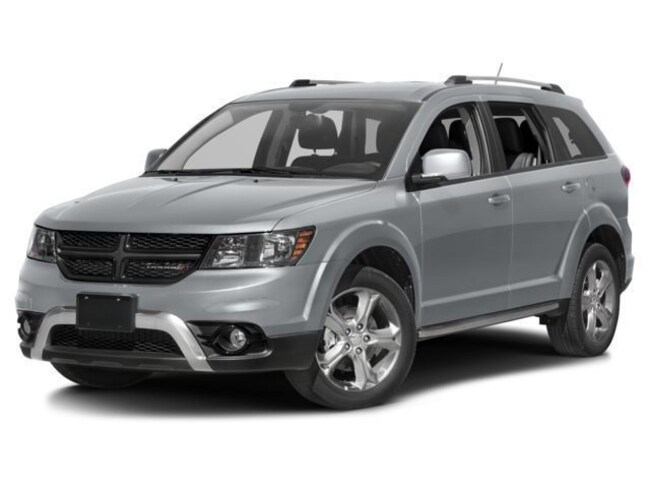 New 2018 Dodge Journey Crossroad SUV in Mitchell, SD