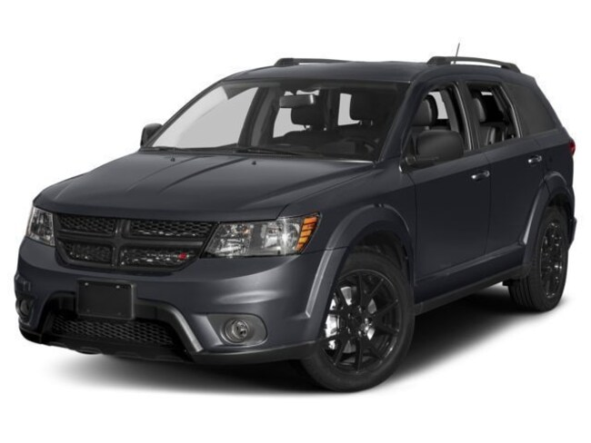 New 2018 Dodge Journey GT SUV in Muskegon, MI