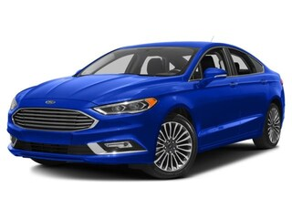 2018 Ford Fusion Titanium FWD Sedan