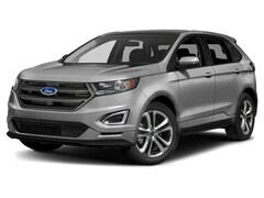 New 2018 Ford Edge Sport SUV in Helena, MT