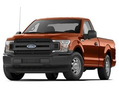 2018 Ford F-150 4WD Reg Cab 8 Box