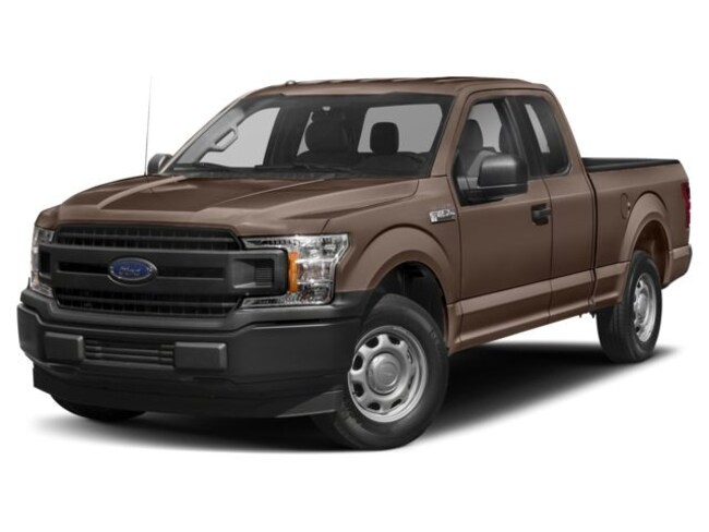 2018 Ford F-150 Extended Cab Pickup