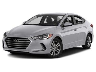 2018 Hyundai Elantra Value Edition Car