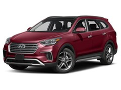 New 2018 Hyundai Santa Fe Limited Ultimate SUV Auburn MA