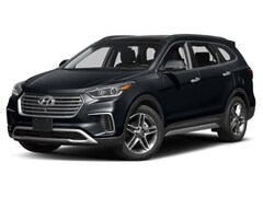 2018 Hyundai Santa Fe Limited Ultimate SUV