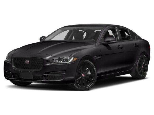 New 2018 Jaguar XE 35t Prestige Sedan in Austin, TX