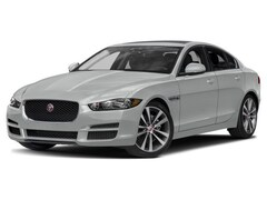 New 2018 Jaguar XE 20d Premium Sedan Boston Massachusetts