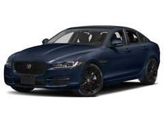 New 2018 Jaguar XE 35t Premium Sedan Boston Massachusetts