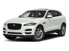 New 2018 Jaguar F-PACE AWD 25t Premium SUV J1368 in Exeter, NH