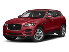 New 2018 Jaguar F-PACE AWD 25t Premium SUV J1393 in Exeter, NH