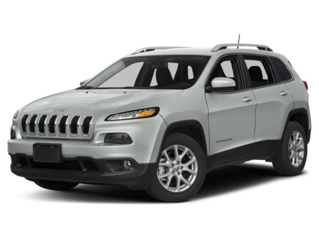New 2018 Jeep Cherokee Latitude SUV in Muskogee