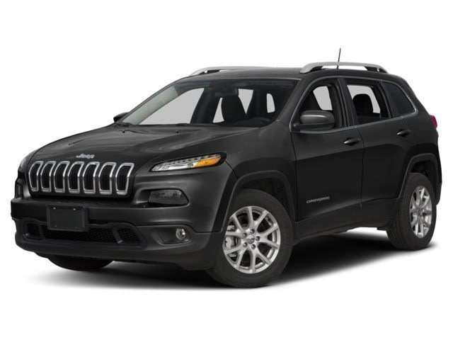 New 2018 Jeep Cherokee SUV for sale near Rochester