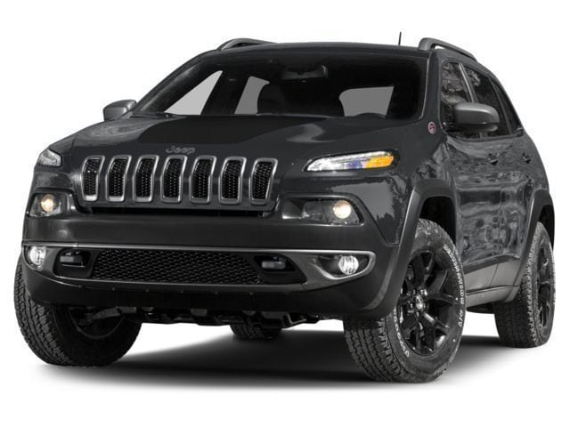 New 2018 Jeep Cherokee Trailhawk SUV in Highland, IL