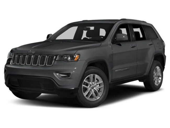New 2018 Jeep Grand Cherokee Laredo SUV in Redford, MI near Detroit