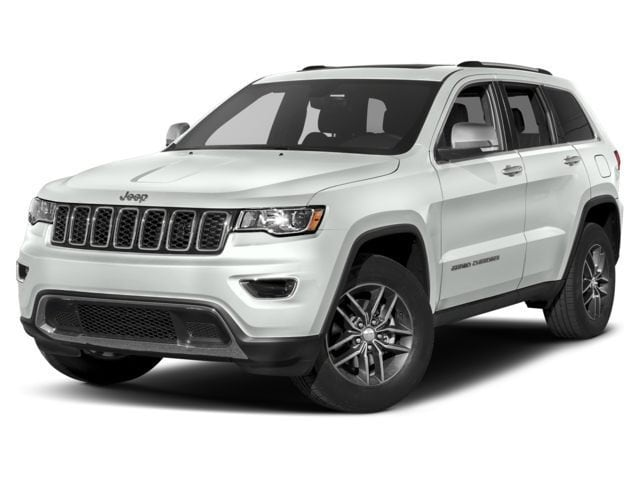 New 2018 Jeep Grand Cherokee Limited SUV Burlingame