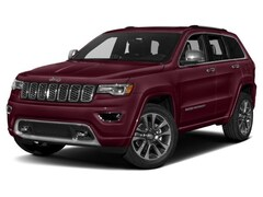 2018 Jeep Grand Cherokee Overland SUV 1C4RJFCG0JC140551 for sale in Effingham, IL at Goeckner Bros., Inc.