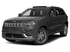2018 Jeep Grand Cherokee Summit Summit 4x4