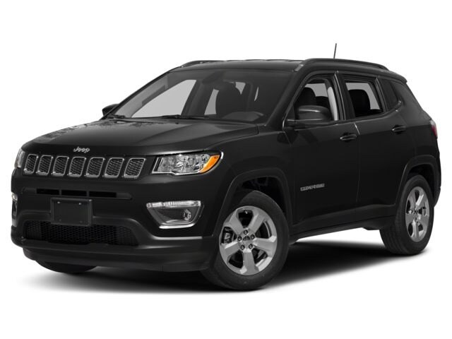 2018 Jeep Compass SUV Front-wheel Drive
