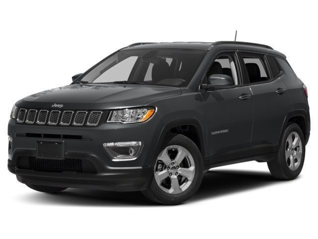 New 2018 Jeep Compass Latitude SUV J23009 Woodhaven, MI