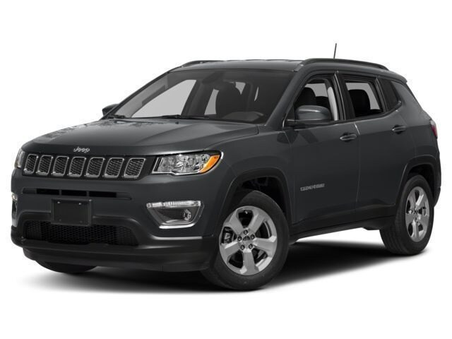 New 2018 Jeep Compass Trailhawk Indianapolis