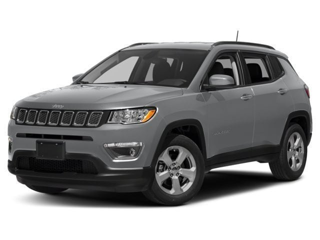 New 2018 Jeep Compass SUV for sale near Rochester