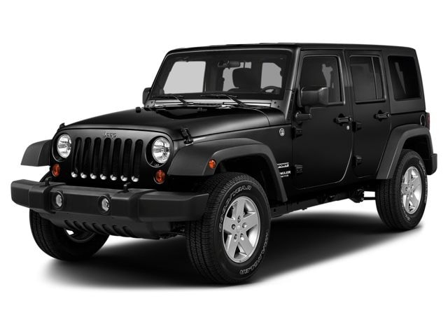 new 2018 Jeep Wrangler JK Unlimited Sport SUV for sale in Syracuse NY