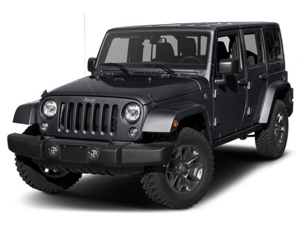 2018 Jeep Wrangler JK Unlimited Rubicon SUV 4x4