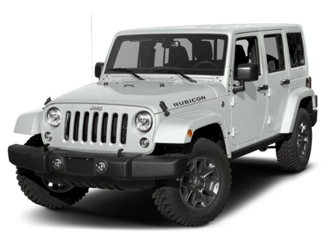 New 2018 Jeep Wrangler JK Unlimited Rubicon SUV in Plattsmouth, NE