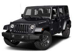 2018 Jeep Wrangler Unlimited Recon SUV