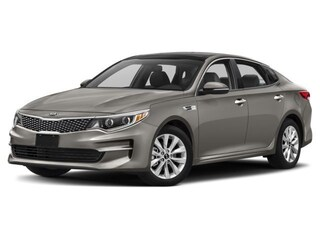 New 2018 Kia Optima EX Sedan 5XXGU4L35JG207290 Shrewsbury,MA