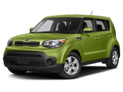 New 2018 Kia Soul Base Hatchback KNDJN2A24J7894384 for sale in Falls Church, VA