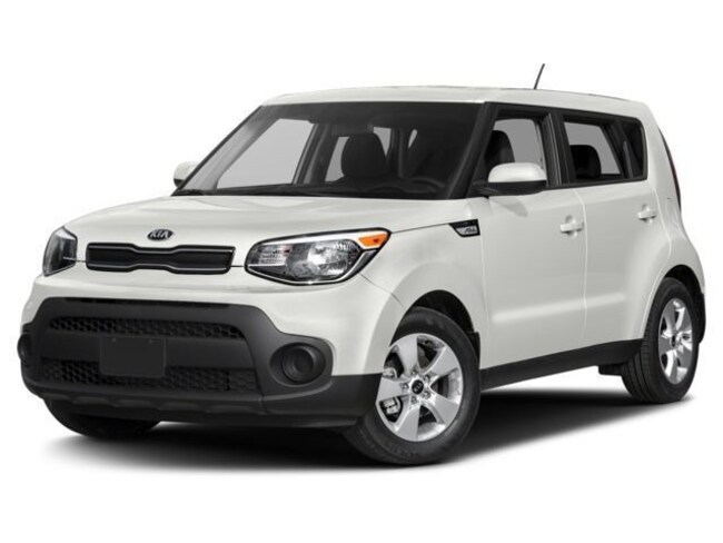 Certified Pre-Owned 2018 Kia Soul Base Hatchback in Burlington, MA