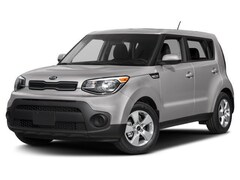 2018 Kia Soul Base Wagon