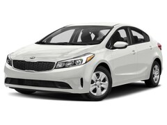 New 2018 Kia Forte LX Sedan in Burlington, MA