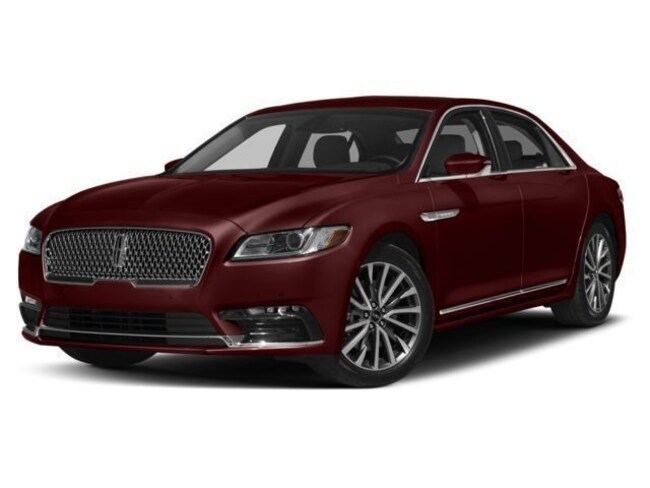 New 2018 Lincoln Continental Reserve Sedan Near Detroit