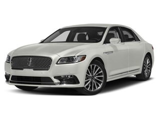 2018 Lincoln Continental Black Label Black Label AWD