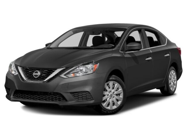 New 2018 Nissan Sentra S Sedan in Chico