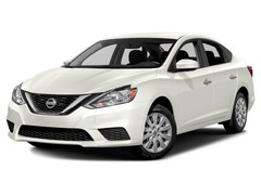 New 2018 Nissan Sentra S Sedan K213980 in Waldorf, MD