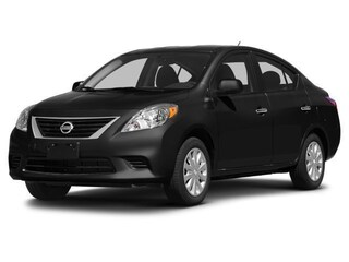 New 2018 Nissan Versa 1.6 S+ Sedan in Victorville