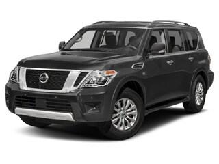 New 2018 Nissan Armada SV SUV for sale in Modesto, CA at Central Valley Nissan