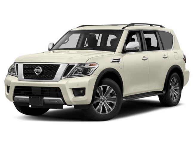 New 2018 Nissan Armada SL Utility for sale in Waldorf, MD