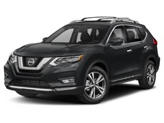 New 2018 Nissan Rogue SL SUV in Totowa