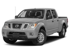 2018 Nissan Frontier Crew Cab 4x2 SV V6 Auto Truck